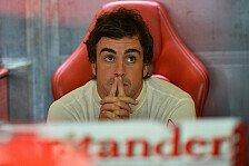 Formel 1 - Keinen Schritt gemacht: Ferrari versteht Alonsos Frust