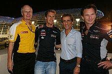 Formel 1 - Prost: Keine Chance auf Red-Bull-Renault-Comeback