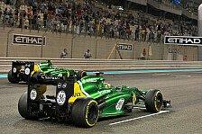 Formel 1 - Van der Garde von Force India blockiert: Caterham: Vom Unter- ins �bersteuern