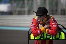 Formel 1 - Ich hatte wirklich Spa�: Leimer nach Pirelli-Test: Fantastische Erfahrung