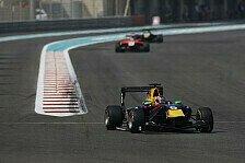 GP3 - Regalia wirft die Meisterschaft weg: Daniil Kvyat feiert vorzeitigen Titelgewinn
