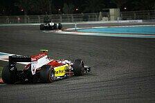 GP2 - Grandioser Saisonabschluss: Abt testet f�r Hilmer