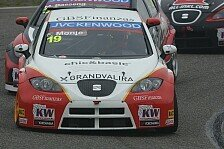 WTCC - Drei Autos am Start: Campos startet mit Karamyshev und Soong