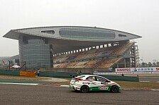 WTCC - Erfolge f�r Chevrolet und Honda: Chilton und Monteiro gewinnen in Shanghai