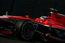 Formel 1 - Mit Simulator-Wissen ins Neuland: Marussia Vorschau: USA GP