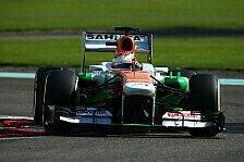 Formel 1 - Ziel: WM-Position halten: Di Resta: Wichtige Phase des Jahres
