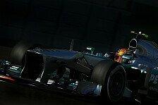 Formel 1 - Ein- oder Zwei-Stopp-Rennen: Brawn: Unzufrieden mit Longrun-Pace