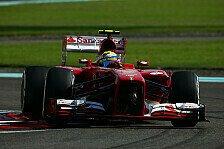 Formel 1 - Emotionales Wochenende: Ferrari erwartet starken Massa in Brasilien