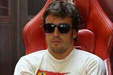 Formel 1 - Wer ist tats�chlich unmotiviert?: Kommentar: STREIKk�nen vs. LUSTLonso