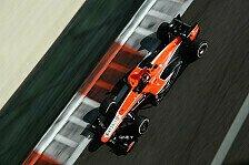 Formel 1 - Den letzten Tropfen rausholen: Marussia Vorschau: Brasilien GP