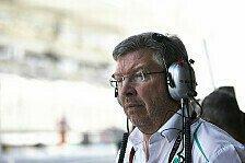 Formel 1 - Wolff entschuldigt sich bei Hamilton: Brawn: M�ssen die grauen Zellen anstrengen