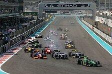 GP2 - Deutsche Vereinigung: Abt bei Hilmer: Das Lineup f�r die Tests in Abu Dhabi