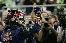 Formel 1 - Daran zerbricht die Konkurrenz: Red Bull-Bosse: Vettel ein Jahrhunderttalent