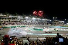 Formel 1 - Bilderserie: Abu Dhabi GP - Die Stimmen zum Rennen