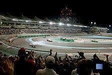 Formel 1 - Donut ohne Beigeschmack: Vettels Donuts: Diesmal keine Strafe