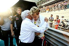 Formel 1 - Dorthin, wo das beste Auto ist: Ecclestone: Ferrari der beste Ort f�r Vettel