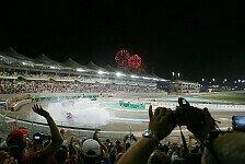Formel 1 - Bilderserie: Abu Dhabi GP - Statistiken zum Rennen
