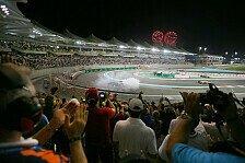 Formel 1 - Tolle �berholman�ver und ein kurzes Rennen: Abu Dhabi GP: Die Tops & Flops