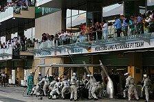 Formel 1 - Geringe Vielfalt: USA GP: Strategiebericht