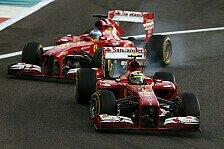 Formel 1 - Kein Risiko - keine Kommunikation: Analyse: Ferraris Boxenstopp-Drama in Abu Dhabi