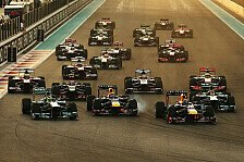 Formel 1 - Doppelte Punkte beim Saisonfinale sinnvoll?