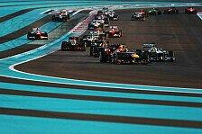 Formel 1 - Ecclestone geht volles Risiko: Doppelte Punkte: Spuk im Januar vorbei?