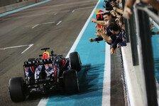 Formel 1 - �berrascht von der Dominanz: Vettel: Der Vorsprung war be�ngstigend