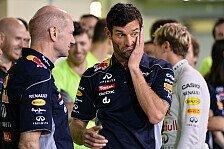 Formel 1 - Gelangweilt vom starken Teamkollegen: Vergne: Webber hatte keinen Bock mehr auf Vettel