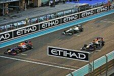 Formel 1 - Auffahrunf�lle bef�rchtet: Whiting: Startabbruch als Not-Szenario
