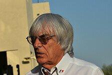 Formel 1 - Keine Ahnung vom Motorsport: Ecclestone: King wird nicht mein Nachfolger