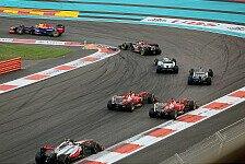 Formel 1 - Fl�gel auf - �berholen - fertig?: DRS: Kinderspiel oder echte Herausforderung?
