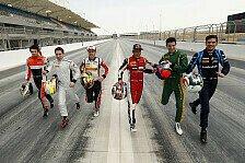 GP2 - Hilmers Test-Line-Up