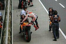 MotoGP - Im Chaos geht Marquez unter: Magic Moments 2013: Das Drama von Phillip Island