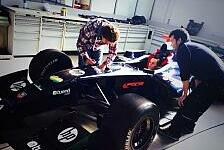 Moto2 - Testfahrt fr�h beendet: Pol Espargaro crasht im Formel Renault