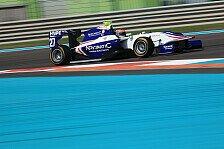 GP3 - Kirchh�fer Siebter bei GP3-Premiere: Abu Dhabi, Tag 1: Stoneman Schnellster