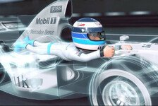 Formel 1 - The Mika H�kkinen Story : Video: McLaren Tooned - Episode 7