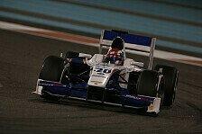 GP2 - Ferrari-Junior gibt den Ton an: Tag 1: Bestzeit f�r Marciello - Abt top