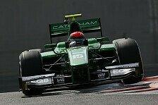 GP2 - Aussicht auf die Formel 1: Caterham f�hrt mit Rossi und Haryanto