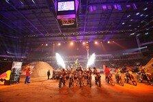 NIGHT of the JUMPs - Die extremste Freestyle Motocross Serie der Welt: Start in die Saison 2014