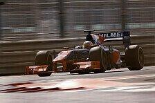 GP2 - GP3-Vizemeister f�hrt an Abts Seite: Hilmer: Nachwuchsteam f�r Force India