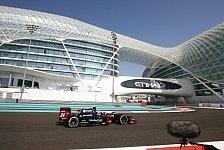 GP2 - Erster Vorsaison-Test des Jahres: GP2-Test in Abu Dhabi