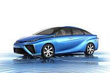 Auto - Toyota auf der Tokyo Motor Show 2013