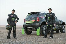 Dakar - Video: Dakar-Vorschau Monster Energy X-raid