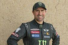 Dakar - X-Raid-Team 2014