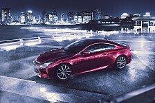 Auto - Heimspiel mit zwei Weltpremieren: Lexus auf der Tokyo Motor Show