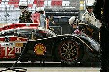 WEC - Rebellion nutzt Toyota-Aus zum vierten Platz