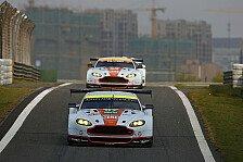 WEC - Platz drei in der GTE-Am: Doppelsieg und Tabellenf�hrung f�r Aston Martin