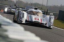 WEC - Audi: Sechster Saisonsieg und Fahrer-Titel