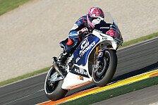 MotoGP - De Puniet k�mpft mit Motorbremse: Espargaro �ber schwache Pace verwundert