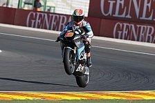 MotoGP - Mit Vollgas ins Gl�ck: Petrucci top: Ein Traum wurde wahr!